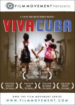 """Постер к фильму """"Маленькие беглецы"""" /Viva Cuba/ (2005)"""