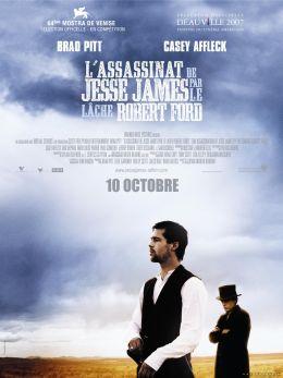 """Постер к фильму """"Как трусливый Роберт Форд убил Джесси Джеймса"""" /The Assassination of Jesse James by the Coward Robert Ford/ (2007)"""