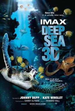 """Постер к фильму """"Тайны подводного мира 3D"""" /Deep Sea 3D/ (2006)"""