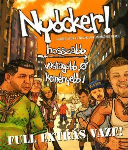 """Постер к фильму """"Восточный парк"""" /Nyocker!/ (2004)"""