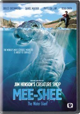 """Постер к фильму """"Динозавр Ми-Ши: хозяин озера"""" /Mee-Shee: The Water Giant/ (2005)"""