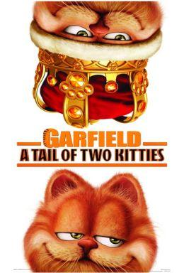 """Постер к фильму """"Гарфилд 2"""" /Garfield: A Tail of Two Kitties/ (2006)"""