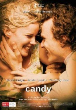 """Постер к фильму """"Кэнди"""" /Candy/ (2006)"""
