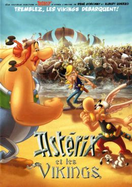 "Постер к фильму ""Астерикс и викинги"" /Asterix und die Wikinger/ (2006)"