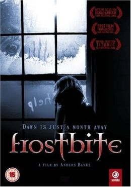 """Постер к фильму """"30 дней до рассвета"""" /Frostbitten/ (2006)"""