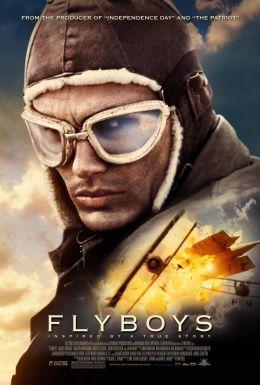 """Постер к фильму """"Эскадрилья Лафайет"""" /Flyboys/ (2006)"""