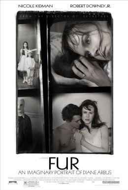 """Постер к фильму """"Воображаемый портрет Дианы Арбус"""" /Fur: An Imaginary Portrait of Diane Arbus/ (2006)"""