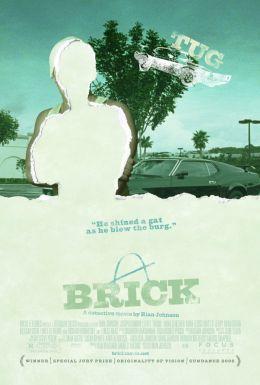 """Постер к фильму """"Кирпич"""" /Brick/ (2006)"""