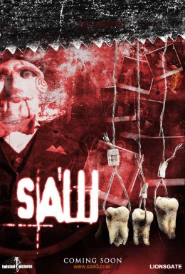 """Постер к фильму """"Пила 3"""" /Saw III/ (2006)"""