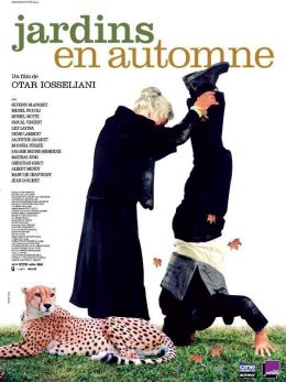"""Постер к фильму """"Сады осенью"""" /Jardins en automne/ (2006)"""