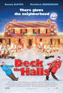 """Постер к фильму """"Добро пожаловать, или соседям вход воспрещен"""" /Deck the Halls/ (2006)"""