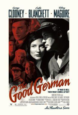 """Постер к фильму """"Хороший немец"""" /The Good German/ (2006)"""