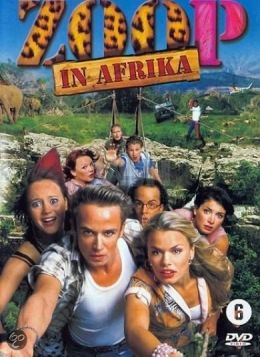 "Постер к фильму ""Спасатели в Африке"" /Zoop in Afrika/ (2005)"
