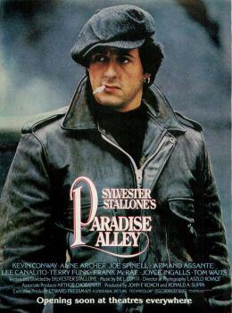 """Постер к фильму """"Райская аллея"""" /Paradise Alley/ (1978)"""