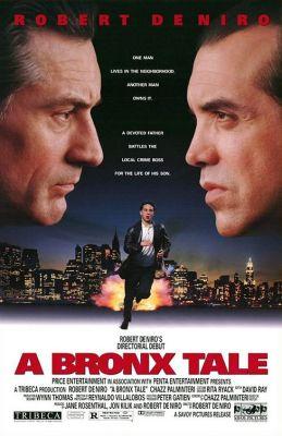 """Постер к фильму """"Бронкская история"""" /A Bronx Tale/ (1993)"""