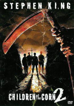 "Постер к фильму ""Дети кукурузы 2: Последняя жертва"" /Children of the Corn II: The Final Sacrifice/ (1992)"