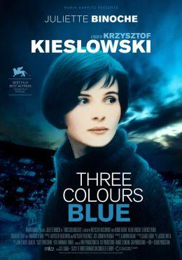 """Постер к фильму """"Три цвета: синий"""" /Trois couleurs: Bleu/ (1993)"""