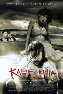 """Постер к фильму """"Калифорния"""" /Kalifornia/ (1993)"""