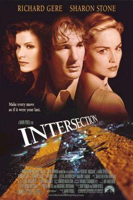 """Постер к фильму """"Перекресток"""" /Intersection/ (1994)"""