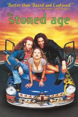 "Постер к фильму ""Обкуренные"" /The Stöned Age/ (1994)"