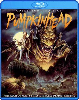 """Постер к фильму """"Тыквоголовый"""" /Pumpkinhead/ (1988)"""