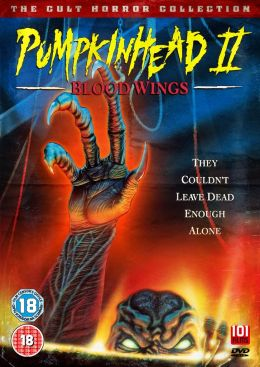 """Постер к фильму """"Тыквоголовый 2: Кровавые крылья"""" /Pumpkinhead II: Blood Wings/ (1993)"""
