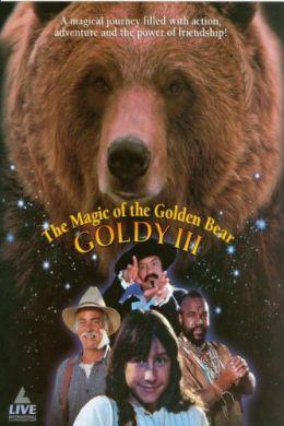 """Постер к фильму """"Волшебство золотого медведя"""" /The Magic of the Golden Bear: Goldy III/ (1994)"""