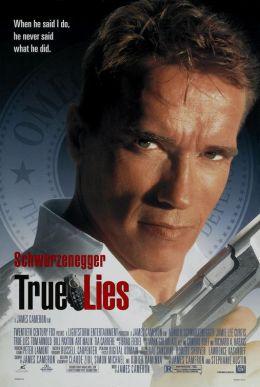 """Постер к фильму """"Правдивая ложь"""" /True Lies/ (1994)"""