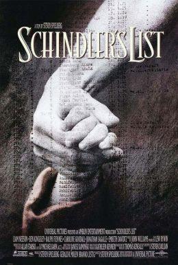 """Постер к фильму """"Список Шиндлера"""" /Schindler's List/ (1993)"""