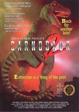 """Постер к фильму """"Карнозавр 2"""" /Carnosaur 2/ (1995)"""