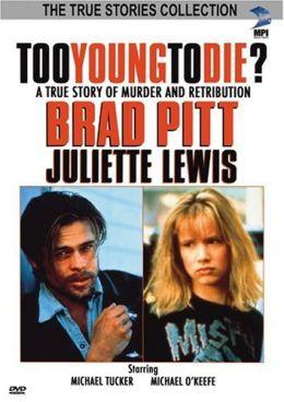 "Постер к фильму ""Слишком молода, чтобы умереть?"" /Too Young To Die?/ (1990)"