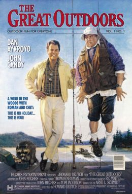 "Постер к фильму ""На лоне природы"" /The Great Outdoors/ (1988)"