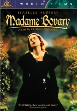 "Постер к фильму ""Мадам Бовари"" /Madame Bovary/ (1991)"