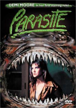 """Постер к фильму """"Паразит"""" /Parasite/ (1982)"""