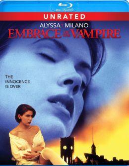 """Постер к фильму """"Объятие вампира"""" /Embrace of the Vampire/ (1995)"""