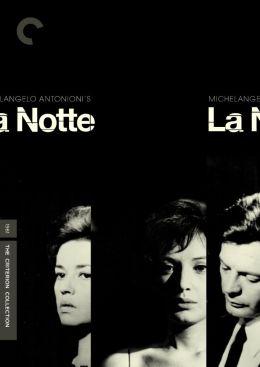 """Постер к фильму """"Ночь"""" /La Notte/ (1961)"""