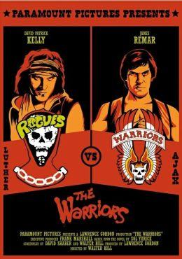 """Постер к фильму """"Воины"""" /The Warriors/ (1979)"""