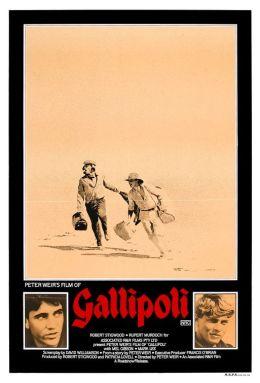 """Постер к фильму """"Галлиполи"""" /Gallipoli/ (1981)"""