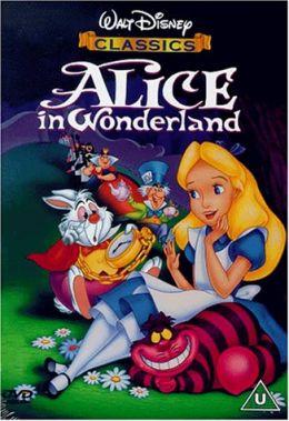 "Постер к фильму ""Алиса в стране чудес"" /Alice im Wunderland/ (1951)"