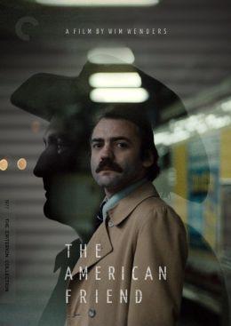 "Постер к фильму ""Американский друг"" /Der Amerikanische Freund/ (1977)"