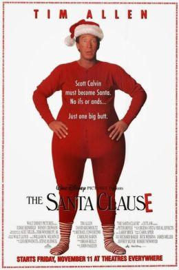"""Постер к фильму """"Санта Клаус"""" /The Santa Clause/ (1994)"""