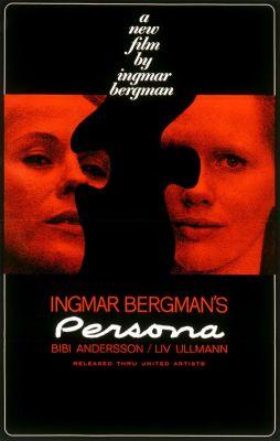 """Постер к фильму """"Персона"""" /Persona/ (1966)"""