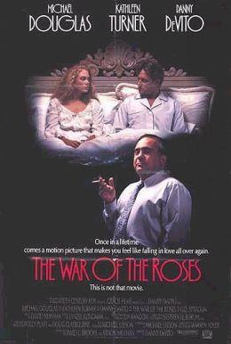 "Постер к фильму ""Война супругов Роуз"" /The War of the Roses/ (1989)"