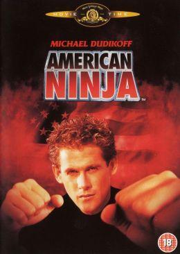 """Постер к фильму """"Американский ниндзя"""" /American Ninja/ (1985)"""