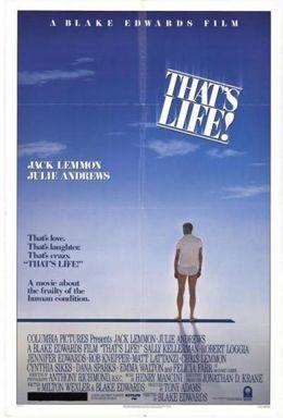 "Постер к фильму ""Такова жизнь!"" /That's Life!/ (1986)"