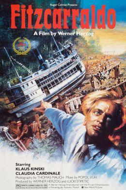 """Постер к фильму """"Фицкарральдо"""" /Fitzcarraldo/ (1982)"""