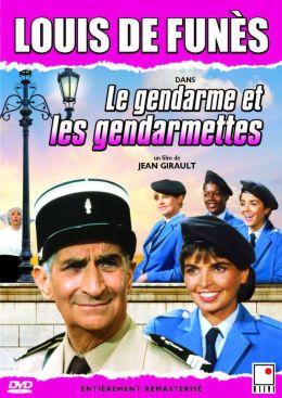 "Постер к фильму ""Жандарм и жандарметки"" /Le gendarme et les gendarmettes/ (1982)"