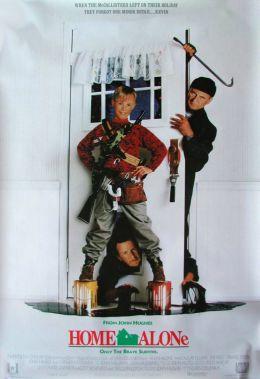 "Постер к фильму ""Один дома"" /Home Alone/ (1990)"