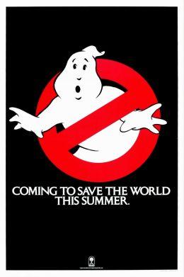 """Постер к фильму """"Охотники за привидениями"""" /Ghostbusters/ (1984)"""