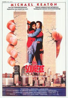 """Постер к фильму """"Блеф"""" /The Squeeze/ (1987)"""